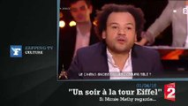 Zapping TV : Fabrice Éboué tacle Mimie Mathy sur France 2