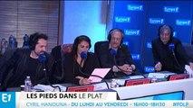 Jean-Luc Lemoine et Valérie Benaïm commentent un match de foot – Cyril Hanouna