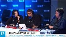 Duel de blagues entre Valérie Benaïm et Jean-Pierre Foucault – Cyril Hanouna