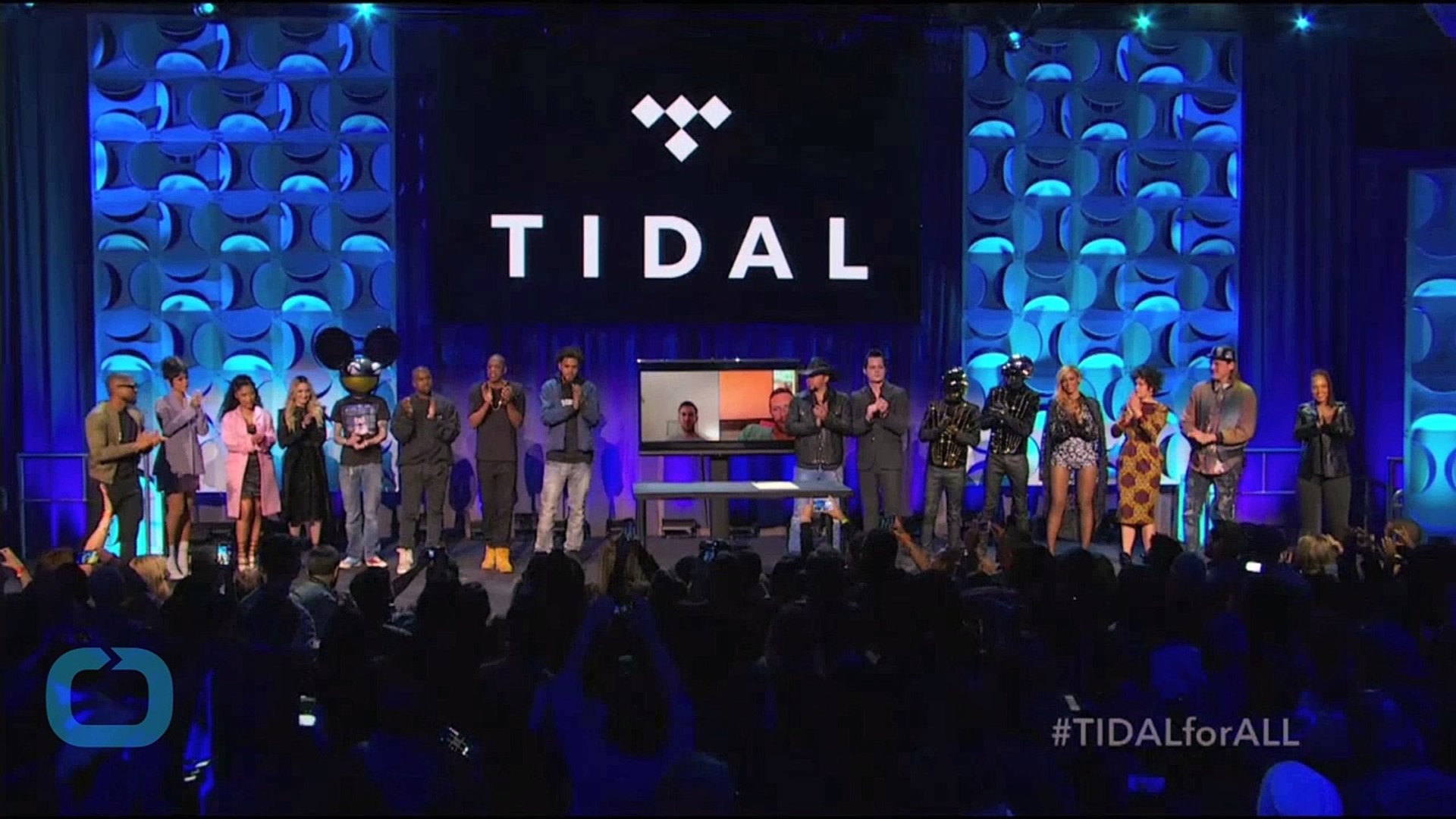 Jay Z On Tidal and Record Labels: