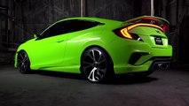 Salon New York 2015 : Honda Civic Concept
