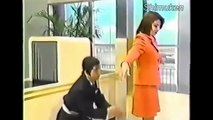 Sexy Funny Japanese Game Show  Japanese Airport Prank