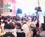 Zakir Mohammad Hussain shah majlis 13 mar 2015 jalsa Qazi Waseem abbas multan