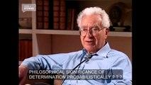 Murray Gell-Mann - Quantum Mechanics Interpretations - Feynman Sum over Histories - EPR Bertlemann's