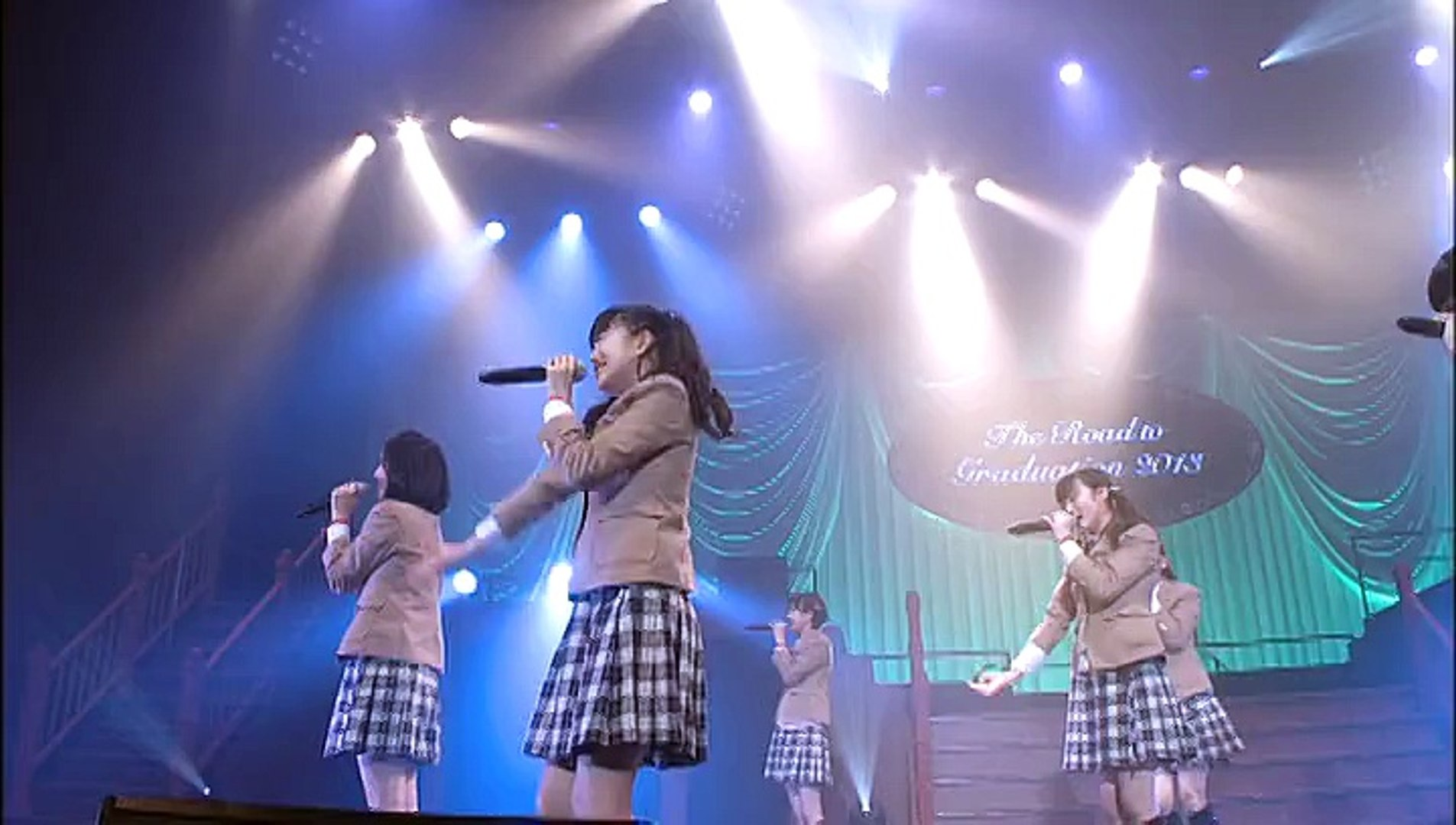 Sakura Gakuin さくら学院 - The Road to Graduation FINAL 2013 ~2013 Nendo Sotsugyo~ [Part 2 of 3]
