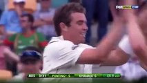 Ricky Ponting gives himself LBW the rarest ocassion ever for man like Ricky Ponting