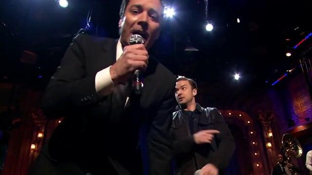 History of Rap 4 Jimmy Fallon & Justin Timberlake