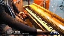 Musique : L'ensemble Offrandes et sa création contemporaine