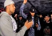 Rap Contenders - Edition 1 - Blackapar vs Deen Burbigo