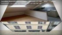 A louer - appartement - CORBEIL ESSONNES (91100) - 1 pièce - 32m²
