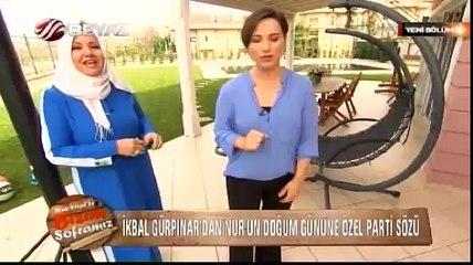 Nur Viral ile Bizim Soframız 02.04.2015 İkbal Gürpınar