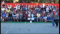 Mondial de Millau 2014 : la finale du doublette LE BOURGEOIS vs. NOUZERAN