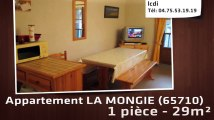 appartement LA MONGIE 1 pièce