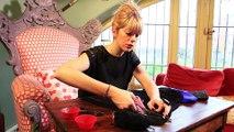Tuto Dance and Tricot : le bracelet en tissu DIY