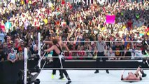 Dx face to face with Nwo at WrestleMania 31
