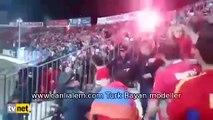 Türk Bayrağını Görünce Çılgına Döndüler. Türk Bayrağını Görünce Çılgına Dönen Ermeniler