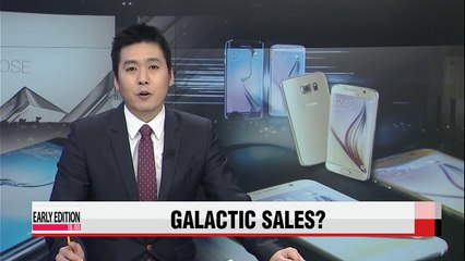 Samsung forecast to sell over 50 mil. units of latest smartphones this year