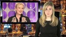 Oscars 2012 Best Actress Nominees: Rooney Mara, Meryl Streep, Viola Davis, Michelle Williams