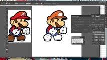 Tuto - Vectoriser une image ou un logo avec Illustrator - Formation CC