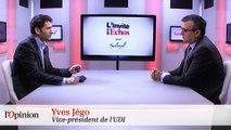 """Yves Jégo tacle Nicolas Sarkozy """"Si c'est la primaire de l'UMP, par l'UMP, pour l'UMP, ce sera raté"""""""