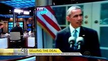 Obama warns Congress against new Iran sanctions