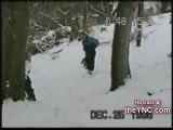 régis fait du ski... LOL