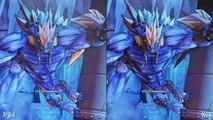 Borderlands Handsome Collection PS4 vs Xbox One Comparison