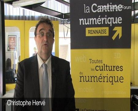 Ateliers 13.06.13 - Interview de Christophe Hervé