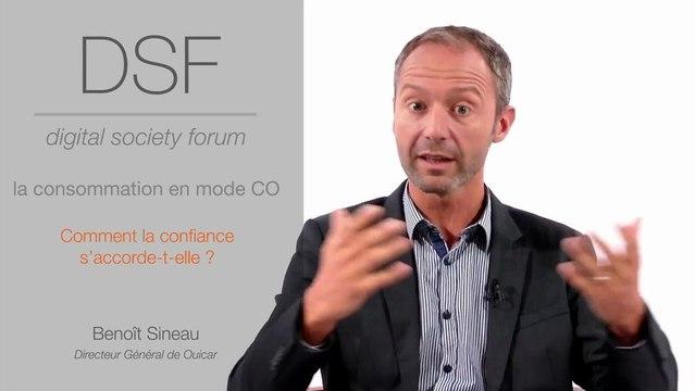 Consommation collaborative : Benoit Sineau