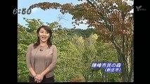 【むっちり!】人妻女子アナの天気予報【実りの秋】
