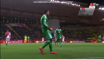 AS Monaco vs Saint-Etienne (1-1) | All Goals & Highlights
