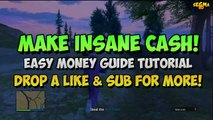 GTA 5 Money Methods - Insane Money Making Method!