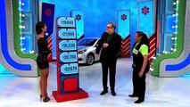 Cette hôtesse du Juste Prix fait gagner une voiture par erreur à cette candidate !