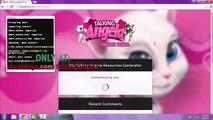 My Talking Angela Hack Diamonds - video dailymotion