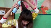 Hairstyles   2 Kiểu Tóc Đơn Giản & Dễ Thương Để Đi Học Hoặc Đi Chơi  Boram & Soyeon Nhóm T ara