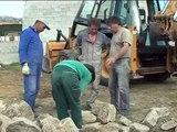 Stage mur pierres sèches