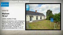 A vendre - Maison - LEERS-NORD (7730) - 70m²