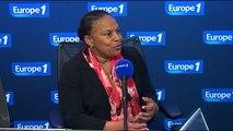 """Christiane Taubira : """"La gauche doit retrouver ses mots"""""""