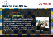 Natural Hair-Fibres Brushes,Synthetic Brushes