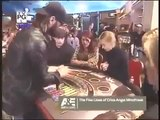 Magic Tricks -Shocking Criss Angel double card trick in Vegas