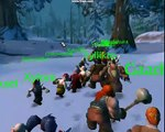 World Of Warcraft: 1 Tauren Shaman vs 40 Gnomes