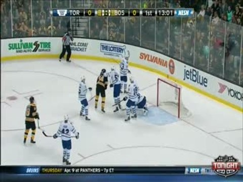 Maple Leafs vs Bruins 04/04/15