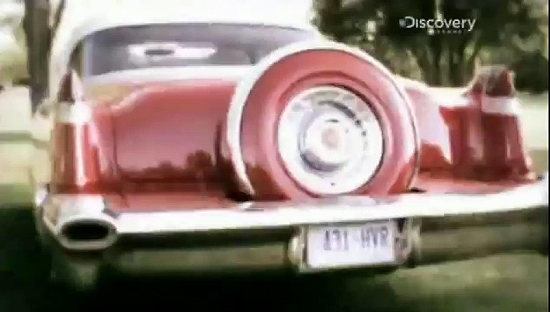 Discovery: Новая жизнь ретро-автомобилей. Cadillac / Classic Car Rescue. Cadillac (2013)