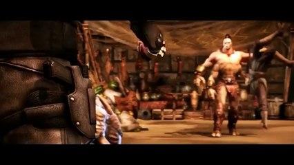Goro se montre dans un Trailer de Mortal Kombat X