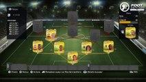 FIFA15, FUT : une équipe parfaite pour marquer de loin !
