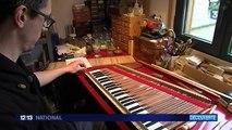 L'homme qui redonne vie aux instruments de musique d'autrefois