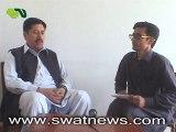 ANP Fazal Mabood Elected District Council Saidu Sharif