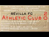 Jor.29: Sevilla FC 2 - Athletic 0 (4/04/15)