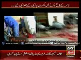 Karachi, Lahore Populace Compelled To Consume Haram Meat Sar e Aam With Iqrar ul Hassan ( 4-4-2015)