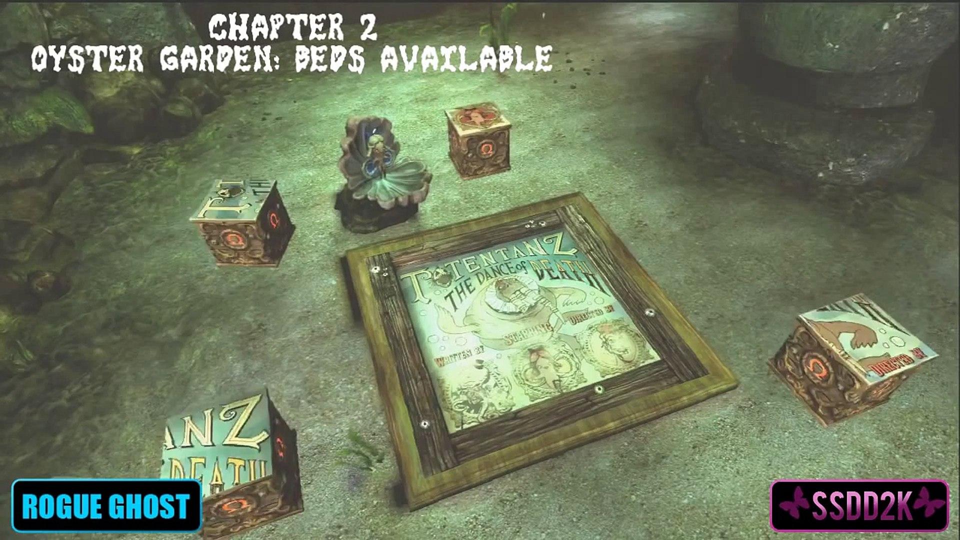 Alice Madness Returns Walkthrough Chapter 2 alice madness returns - block poster puzzle 1 (chapter 2)